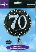Folienballon 70 - 18 / 45cm