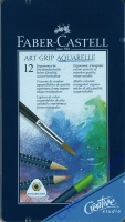 Aquarellstift ART GRIP AQUARELLE 12er Etui