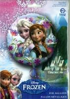 Folienballon Frozen - Die Eiskönigin - Anna und Elsa