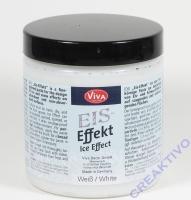 Eis Effekt - weiß
