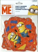 Partykette Minions Happy Birthday