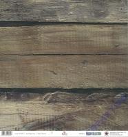 Scrapbooking-Papier Wood - Holz (Restbestand)
