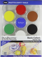 PanPastel Basic Colors Starter Set