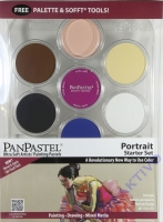 PanPastel Portrait Starter Set