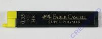 Super-Polymer Feinminen 0,35mm HB