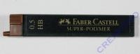 Super-Polymer Feinminen 0,5mm HB