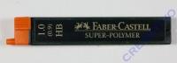 Super-Polymer Feinminen 1,0mm HB
