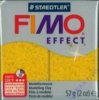 Fimo Effekt Modelliermasse 57g glitter gold