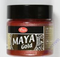 Maya Gold kupfer