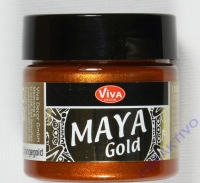 Maya Gold orange-gold
