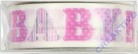 Masking Tape Baby rosa
