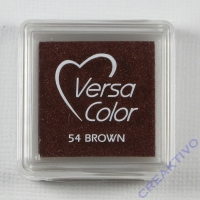 Versacolor Mini-Stempelkissen brown