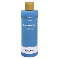 Rayher Stoff-Malfarbe 236ml azurblau
