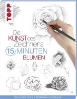 Topp 8274 - Die Kunst des Zeichnens 15 Minuten - Blumen