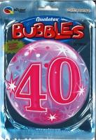 Bubbleballon 40 pink