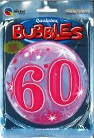 Bubbleballon 60 pink