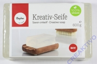 Kreativ-Seife transparent 600g