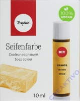 Seifenfarbe orange
