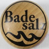 Stempel Badesalz, 3cm ø