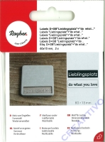 Label Lieblingsplatz + do what you love