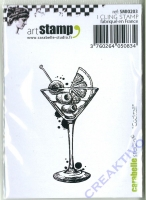 Art Stamp Cocktail