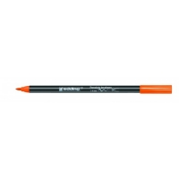 Porzellan-Pinselstift 4200 orange