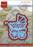 Marianne Design Stanzform Kinderwagen