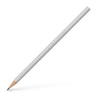 Faber Castell Bleistift Sparkle grau