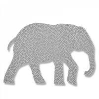 Sizzix Bigz Die - Elephant #3