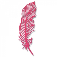 Sizzix Thinlits Die - Delicate Feather