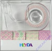 Heyda Deko Tapes Mini rosé