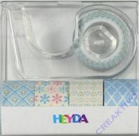 Heyda Deko Tapes Mini hellblau