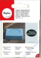 Seifen-Label Wasser MARSCH