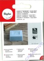 Seifen-Labels handzahhm, carpe diem