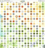 Bo Bunny Scrapbooking-Papier Life in color - Nature