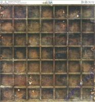 Bo Bunny Scrapbooking-Papier Life in color - Bricks