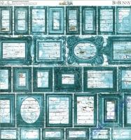 Bo Bunny Scrapbooking-Papier Life in color - Graphic