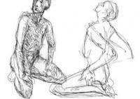 Topp 8251 - Die Kunst des Zeichnens – Menschen