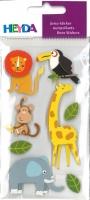 Heyda Sticker Zootiere