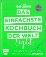 Das einfachste Kochbuch der Welt - light
