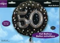 Folienballon 50 81cm