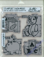 Stampers Anonymous Childhood Blueprint