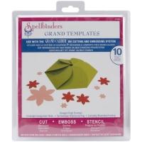 Spellbinders Hexagonal Petal Envelope