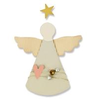 Sizzix Bigz Die - Angel #2