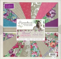 Floral Delight 12 x 12 Paper Pad (Restbestand)