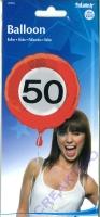 Folienballon 50