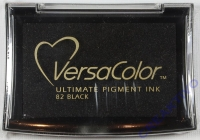 Versa Color Pigment-Stempelkissen schwarz