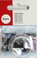 Rayher Magic-Stretch 0,8mm kristall 5m