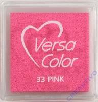 Versacolor Mini-Stempelkissen pink