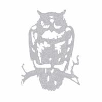 Sizzix Thinlits Die - Ornate Owl